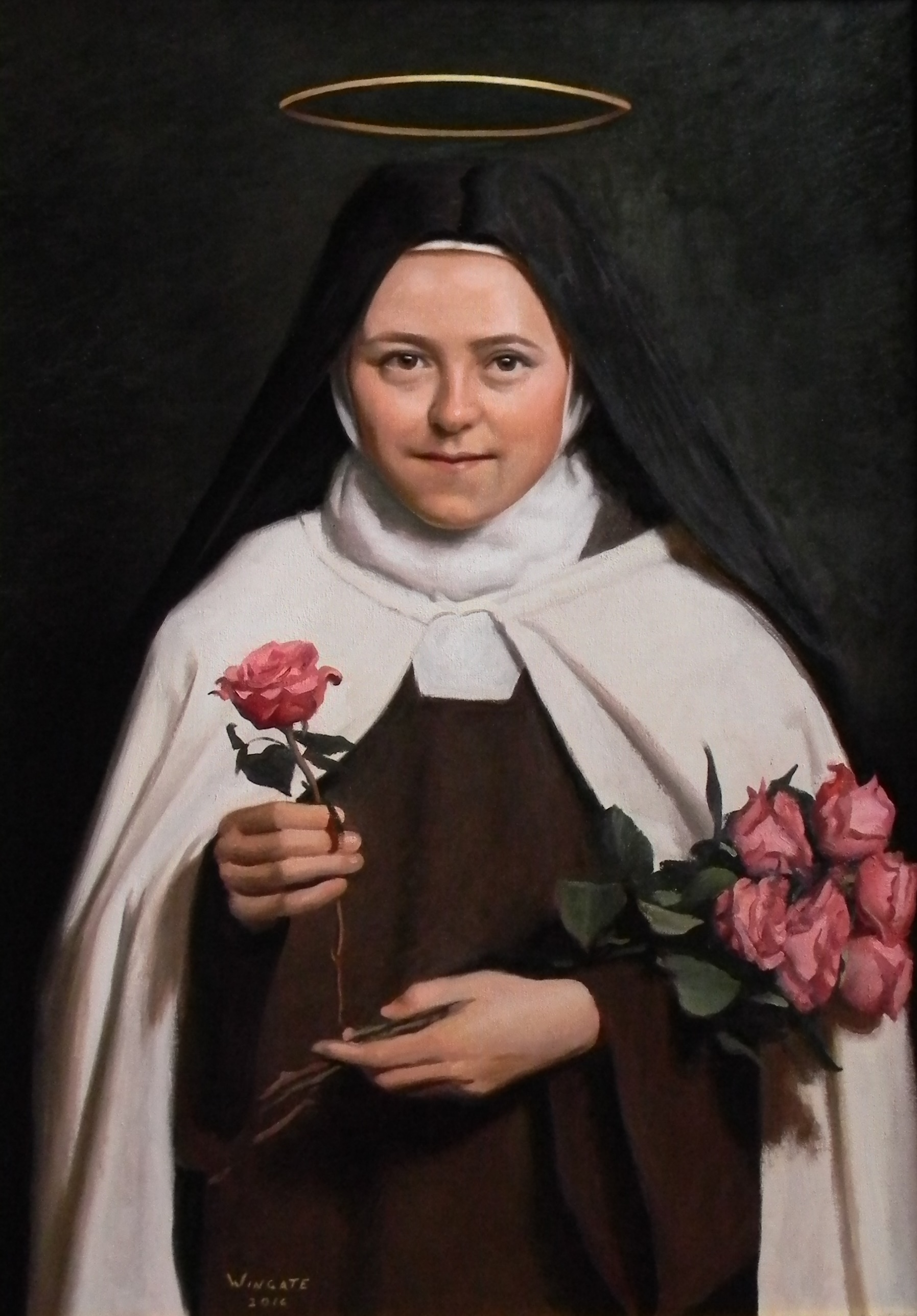 St. Therese of the Child Jesus, Patroness of Missionaries - Human Life ...