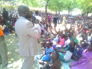 Over 8000 Attend Pro-Life Rally in Uganda