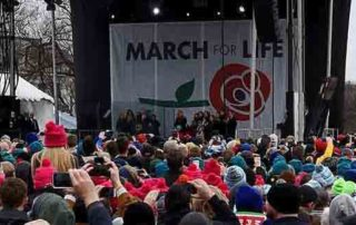 trump march for life
